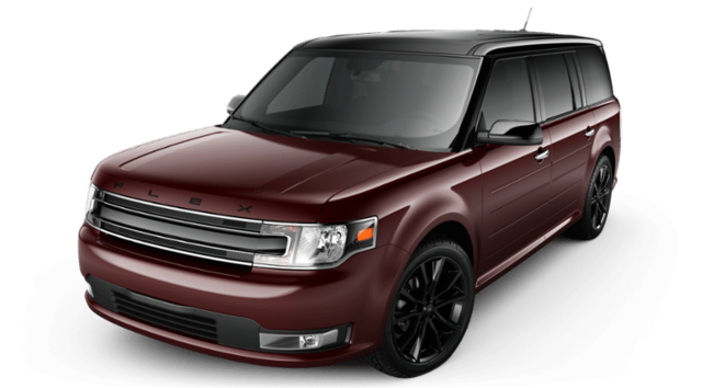 New 2019 Ford Flex SEL Crossover in Getzville, NY
